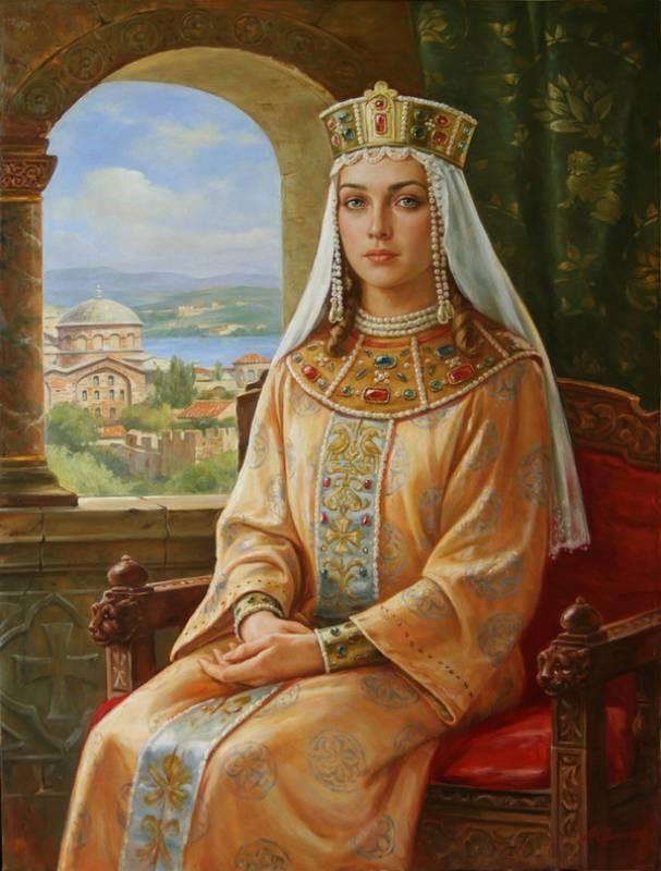 Русская царевна